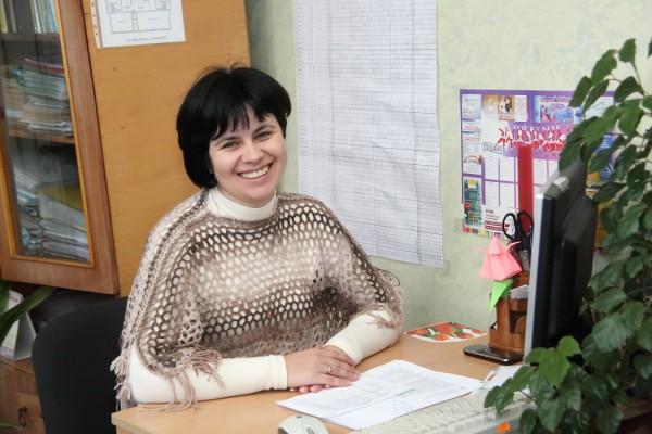 Гладун Світлана Богданівна - педагог-організатор