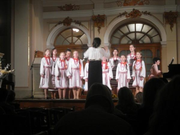 Концерт у Львівському будинку органної та камерної музики