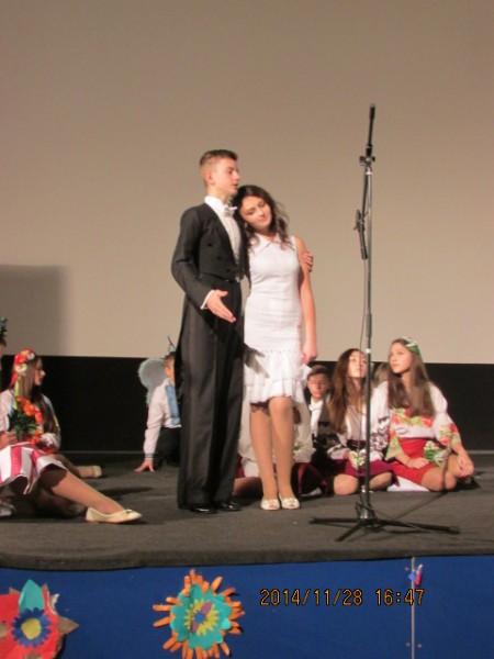Участь у Першому  театральному фестивалі «Пори року» - Осінь