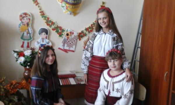 Учні СЗШ №90 - учасники конкурсу «Сурми звитяги»