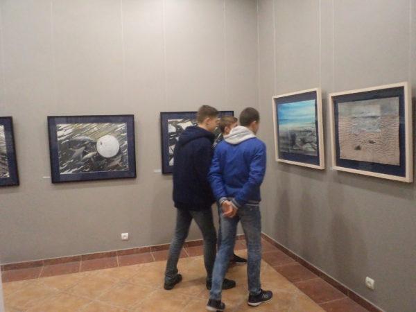 Виставка українського художника Всеволода Шарка