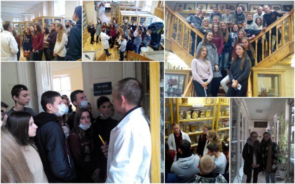 Екскурсія у музей хвороб