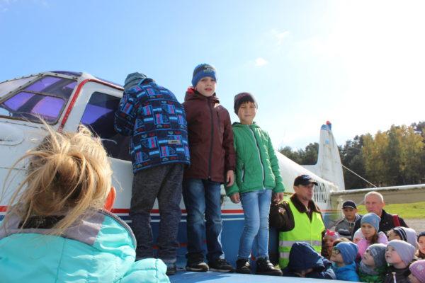 Учні 1 А класу побували на екскурії в Цуневі