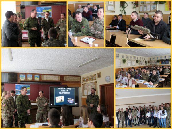 Відкритий захід «Україна – НАТО: курс на зближення»
