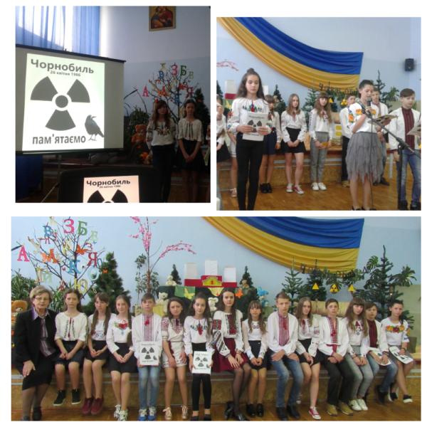 Дзвони Чорнобиля