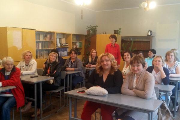 Батьківські збори учнів 9-11 класів