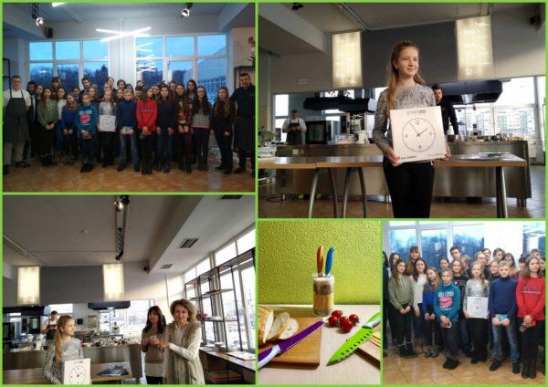 Учні школи – переможці проекту «Навігатор по Шувару»!
