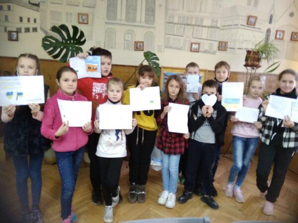 Вітання захисникам України